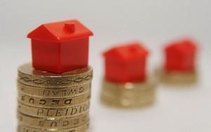 February slump in mortgage lending